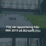 IWA OutdoorClassics 2015