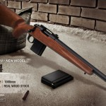 Action Army AAC01 och sniperdelar