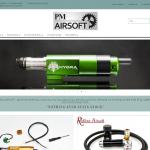 PM Airsoft har äntligen lanserats
