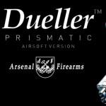 Förhandsbokning av Dueller Prismatic Airsoft version
