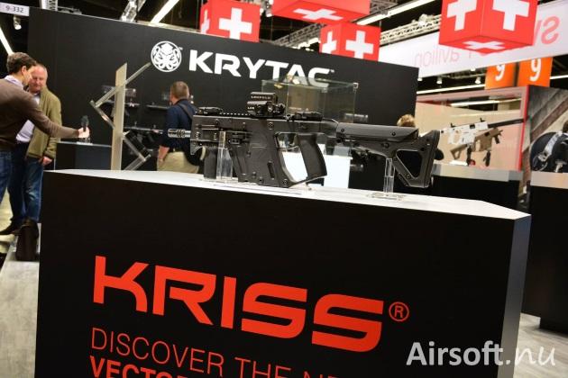 Kriss Vector AEG från Krytac