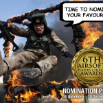 Nominera till 6:e Airsoft Players' Choice Awards!