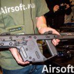 SHOT Show 2016: Prototyp av Krytac Kriss Vector Gen II AEG