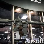 SHOT Show 2016: King Arms airsoftvapen med licens från Black Rain Ordnance