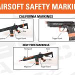 Ny vapenlagstiftning i Kalifornien och New York 1:a januari 2016
