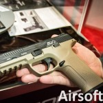 SHOT Show 2016: ICS Airsoft