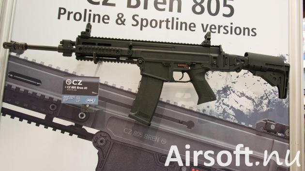ASG CZ 805 Bren-serien