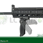 LCT Airsoft lanserar frontgreppet 3 Position Folding Grip (PK-283)