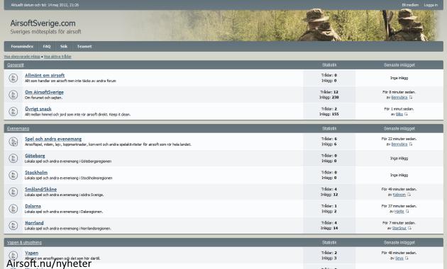 airsoftsverige forum