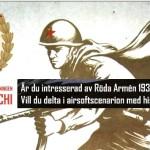 Militärhistoriska föreningen Tovarishchi söker medlemmar