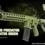 G&G lanserar GC16 Predator Hunter Green