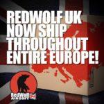 RedWolf Airsoft UK skickar nu till Sverige