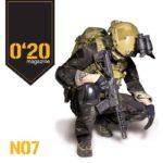 0'20 Magazine nr 7 är nu tillgänglig