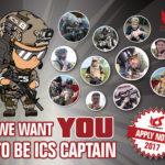 ICS söker fler ambassadörer (ICS Captain)