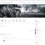 Profilsida