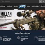 ActionSportGames (ASG) har lanserat ny hemsida