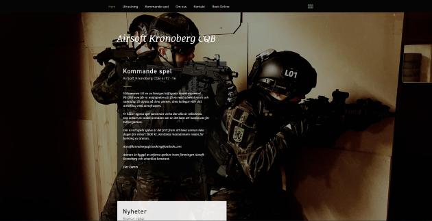 Airsoft Kronoberg CQB