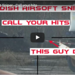 Swedish Airsoft Sniper – Call your hits