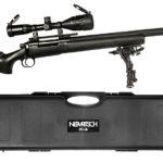 Novritsch lanserar snipergeväret SSG24