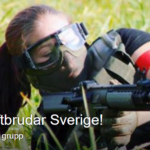 Airsoftbrudar i Sverige! (Facebook-grupp)