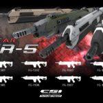 CSI STAR XR-5-serien lanserad