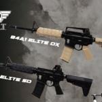 B4A1 Elite-serie lanserad av Bolt