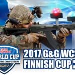 G&G WCSC Finnish Cup 2017