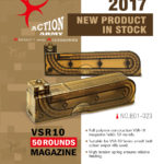 Action Army har lanserat VSR-10 50 Rounds Magazine