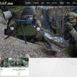 Ovansiljans Airsoftförening (OSAF) har lanserat webbplats
