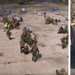 Videor från Nyvång Airsoft Alliances spel Saving Private Ryan 2.0
