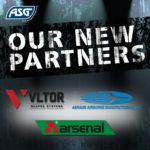 ASG har fått licensrättigheterna för VLTOR och Arsenal JSC