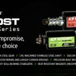 ASG har lanserat motor-serien Boost