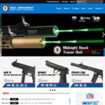 G&G Armament har lanserat ny webbplats