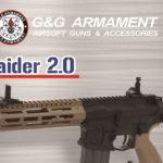 CM16 Raider 2.0 från G&G