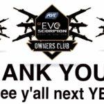 ASG EVO Owners Club-evenemang i Europa