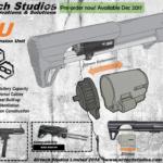 Airtech Studios lanserar BEU för G&G ARP9 och ARP556 i december