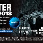ActionSportGames presenterar Blaster Tour 2018