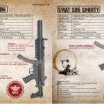 Bolt Airsoft lanserar SWAT SD5 och SD6