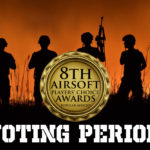 Omröstningen har börjat på 8th Airsoft Players' Choice Awards