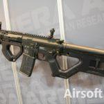 ASG presenterade HERA Arms CQR i samarbete med ICS