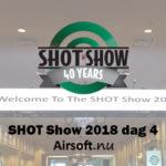 SHOT Show 2018: Bilder dag 4