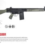 VFC lanserar HK G3 GBBR