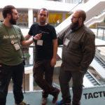 Intervju med butiken Tacticalstore på IWA 2018