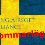 Nyvång Airsoft Alliance anordnar airsoft-sommarläger! (28-30 juni)