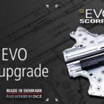 ASG uppdaterar Scorpion EVO-serien med bättre gearbox
