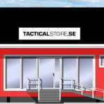 Tacticalstore bygger ut butiken