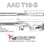 Action Army lanserar snipergevär-serien T10S