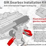 Airtech Studios lanserar Gearbox Installation Kit (GIK)