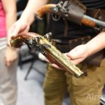 HFC visade upp flera Flintlock-pistolmodeller på MOA 2018