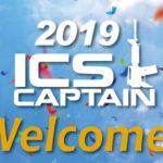 ICS Captains för 2019 är presenterade -reducerat antal för Sveriges del